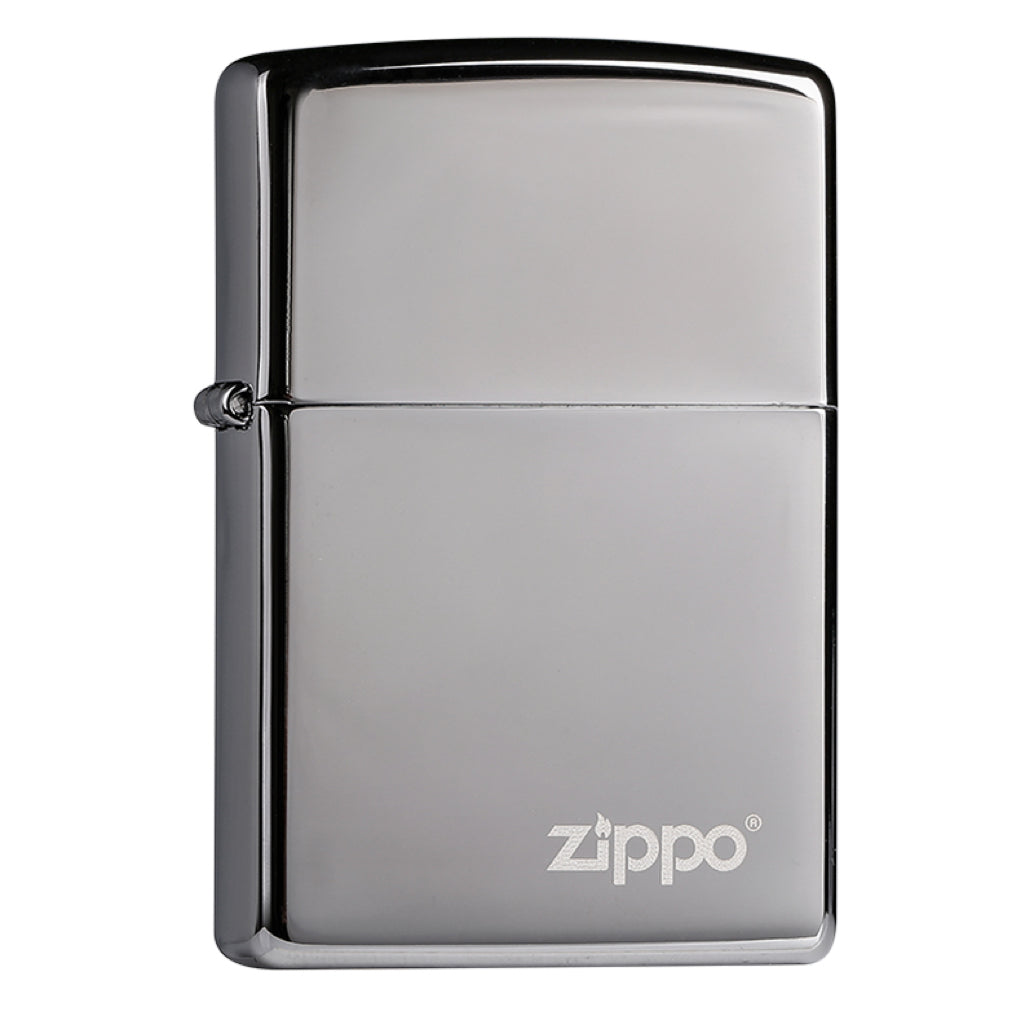 Classic High Polish Chrome with Zippo Logo