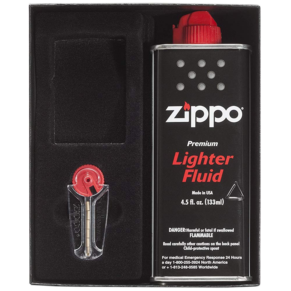 Customizable Zippo 50CR Gift Set