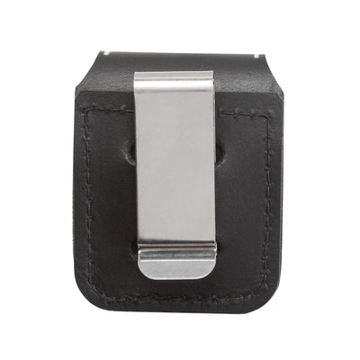 Black Lighter Pouch- Clip