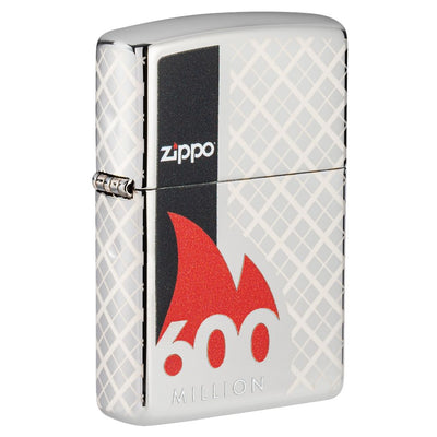 LIMITED EDITION COMMEMORATIVE 600 Millionth Zippo Lighter Collectible