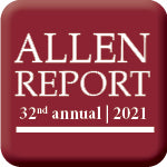 ALLEN REPORT 2021: FINANCIAL & INVESTMENT STATISTICS