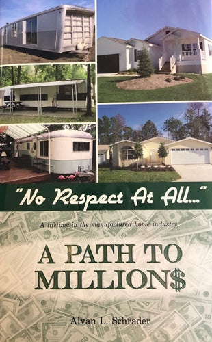 BUILDING A BUSINESS IN THE MOBILE HOME INDUSTRY