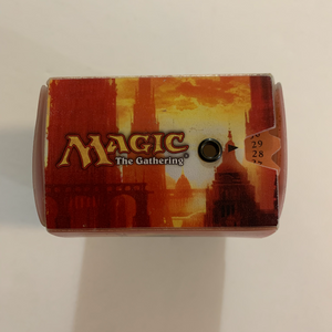Guildpact Deck Box - Angel of Despair, Niv-Mizzet (2006)