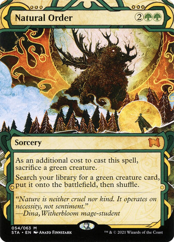Natural Order - Strixhaven Mystical Archive (STA)