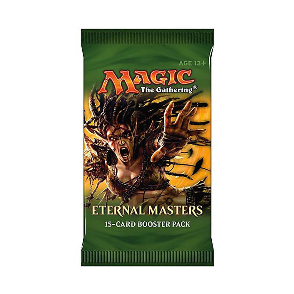 Eternal Masters Booster Pack - Opened Live on Stream