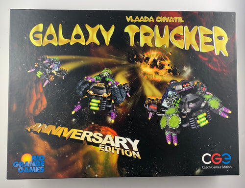 Galaxy Trucker: Anniversary Edition (2012) - Rio Grande Games