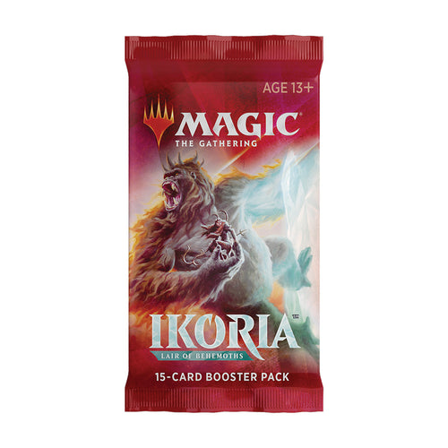 Ikoria: Lair of Behemoths Booster Pack - Opened Live on Stream