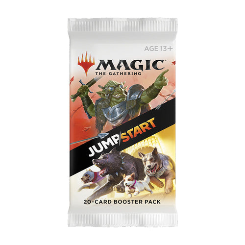 Jumpstart Booster Pack - Opened Live on Stream
