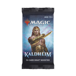 Kaldheim Booster Pack - Opened Live on Stream