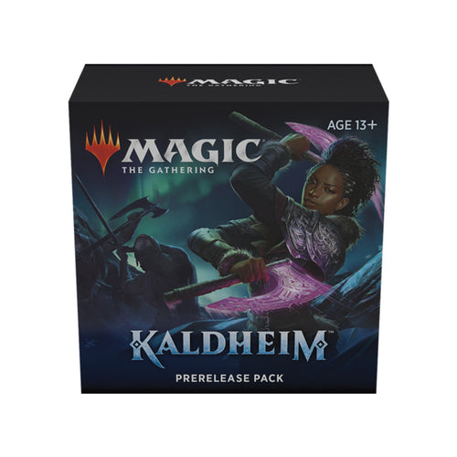 Kaldheim Prerelease Kit - Opened Live on Stream (Preorder)