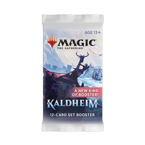 Kaldheim Set Booster Pack - Opened Live on Stream (Preorder)