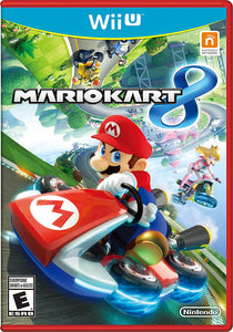 Mario Kart 8 - [Game Disc & Case] Wii U