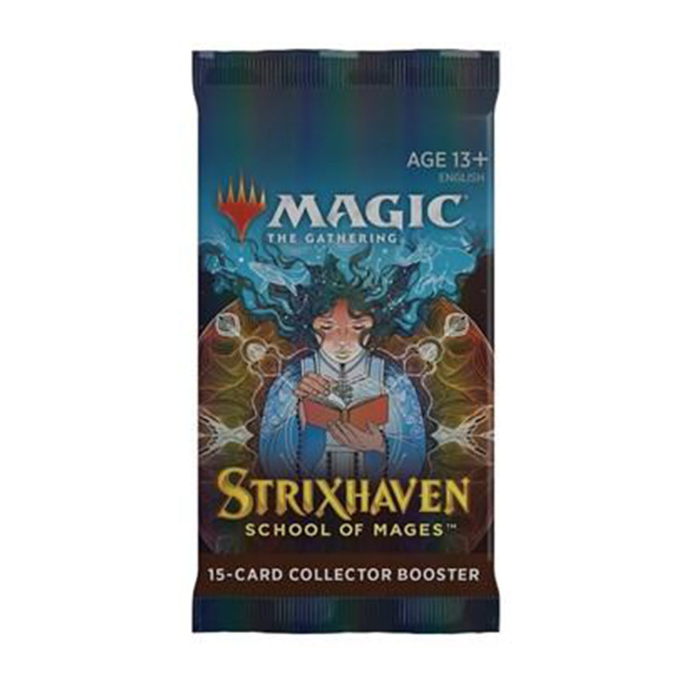 Strixhaven Collector Booster Pack - Opened Live on Stream