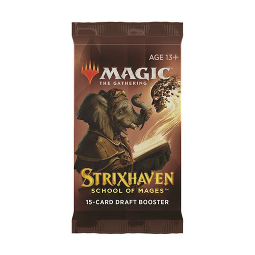 Strixhaven Booster Pack - Opened Live on Stream