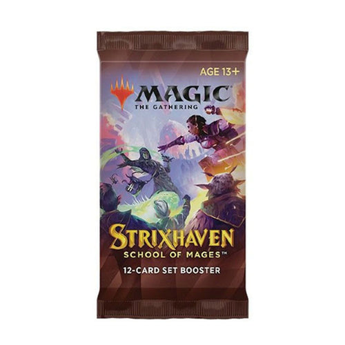 Strixhaven Set Booster Pack - Opened Live on Stream
