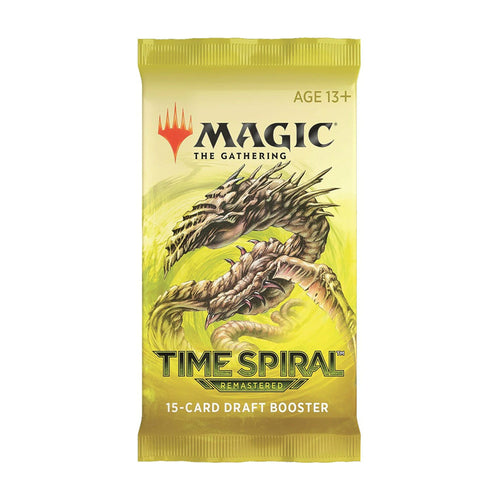 Time Spiral Remastered Booster Pack - Opened Live on Stream