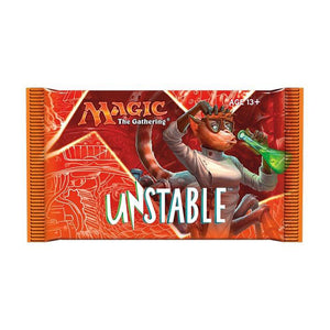Unstable Booster Pack - Opened Live on Stream