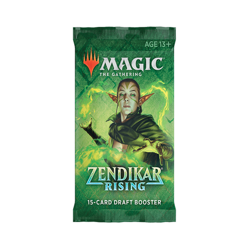 Zendikar Rising Booster Pack - Opened Live on Stream