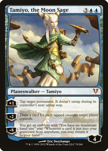 Tamiyo, the Moon Sage - Avacyn Restored