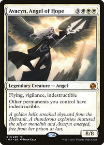 Avacyn, Angel of Hope - Iconic Masters