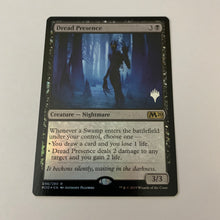 Load image into Gallery viewer, Dread Presence - [FOIL] Core 2020 Promo