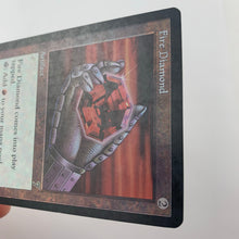 Load image into Gallery viewer, Fire Diamond - [FOIL] Seventh Edition (7th)(HP)