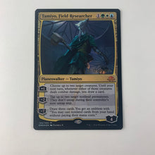 Load image into Gallery viewer, Tamiyo, Field Researcher - [FOIL] Prerelease Cards Promo