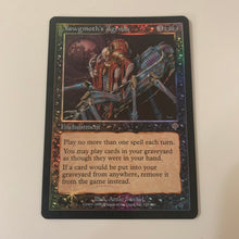 Load image into Gallery viewer, Yawgmoth's Agenda - [FOIL] Invasion (MP)