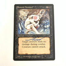 Load image into Gallery viewer, Demonic Torment - [Signed by Anson Maddocks] Legends