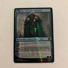 Load image into Gallery viewer, Jace, Vryn's Prodigy - [FOIL] From the Vault (FTV): Transformed