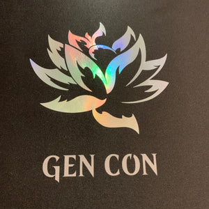 Black Lotus Gen Con FOIL, 25th Anniversary Playmat [Used]
