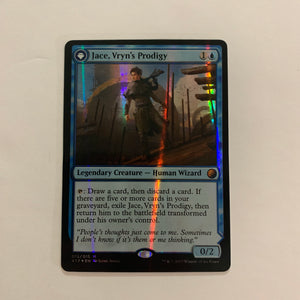 Jace, Vryn's Prodigy - [FOIL] From the Vault (FTV): Transformed
