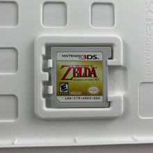 Load image into Gallery viewer, The Legend of Zelda: Ocarina of Time 3D - [Game Cartridge & Case] Nintendo 3DS