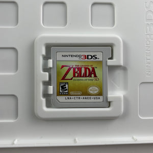 The Legend of Zelda: Ocarina of Time 3D - [Game Cartridge & Case] Nintendo 3DS