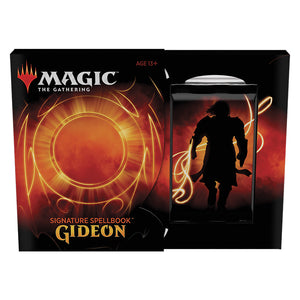 Signature Spellbook: Gideon - Box Set
