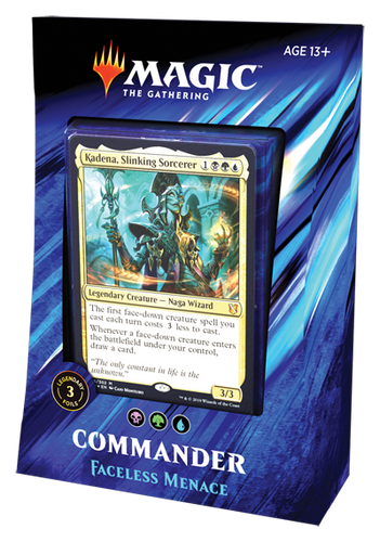 Faceless Menace - Commander 2019 Deck
