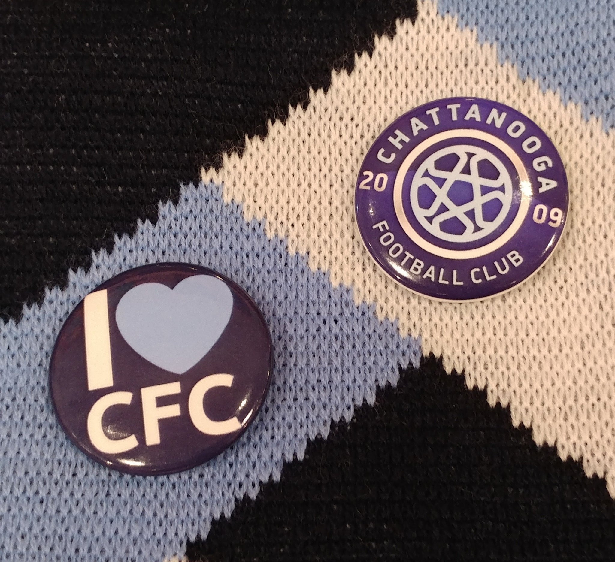 CFC Pinback Buttons