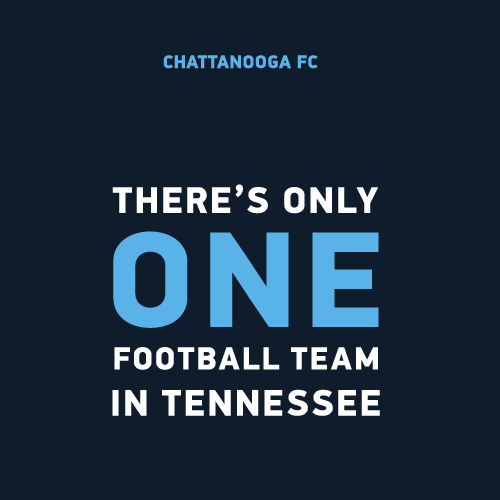 One Team in Tennessee T-Shirt