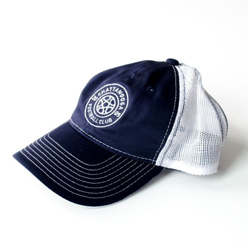 Cap (Mesh Back) - Navy