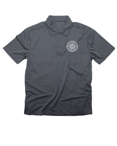Polo Shirt (Charcoal Grey)