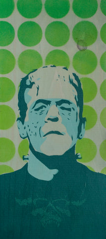 Frankenstein - by Michael Jenkins