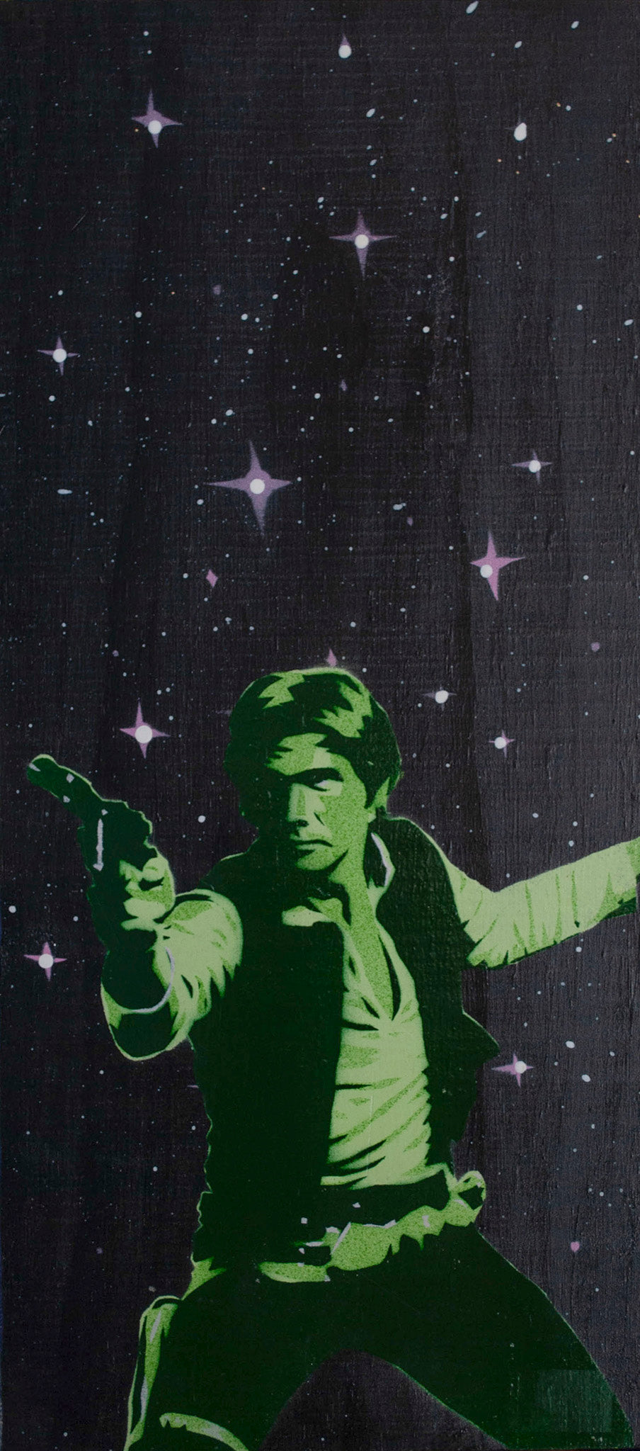 Han Solo - by Michael Jenkins