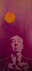 Alfred Hitchcock- by Michael Jenkins