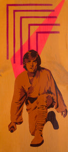 Luke Skywalker - by Michael Jenkins