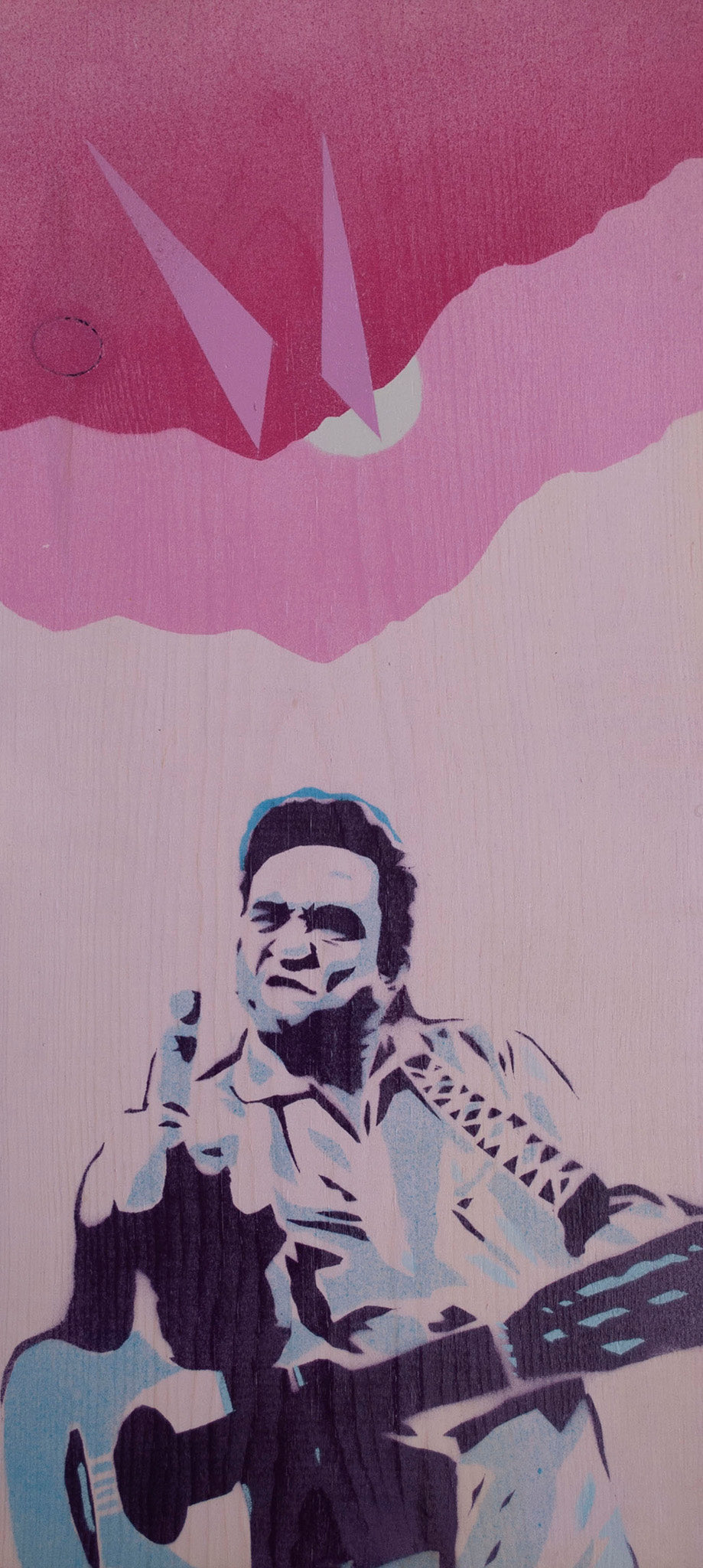 Johnny Cash - by Michael Jenkins