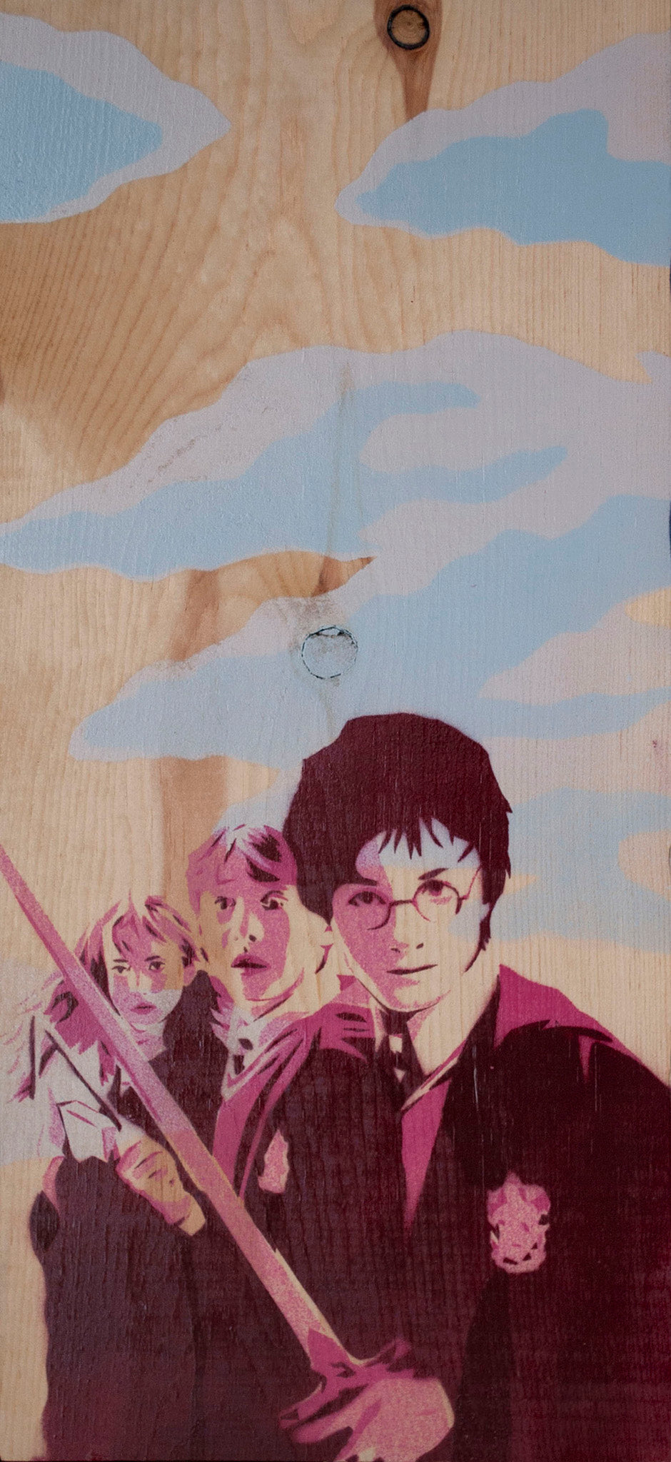 Harry Potter - by Michael Jenkins