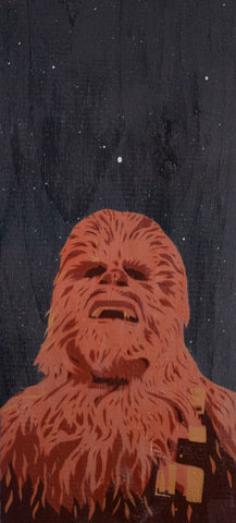 Chewbacca- by Michael Jenkins