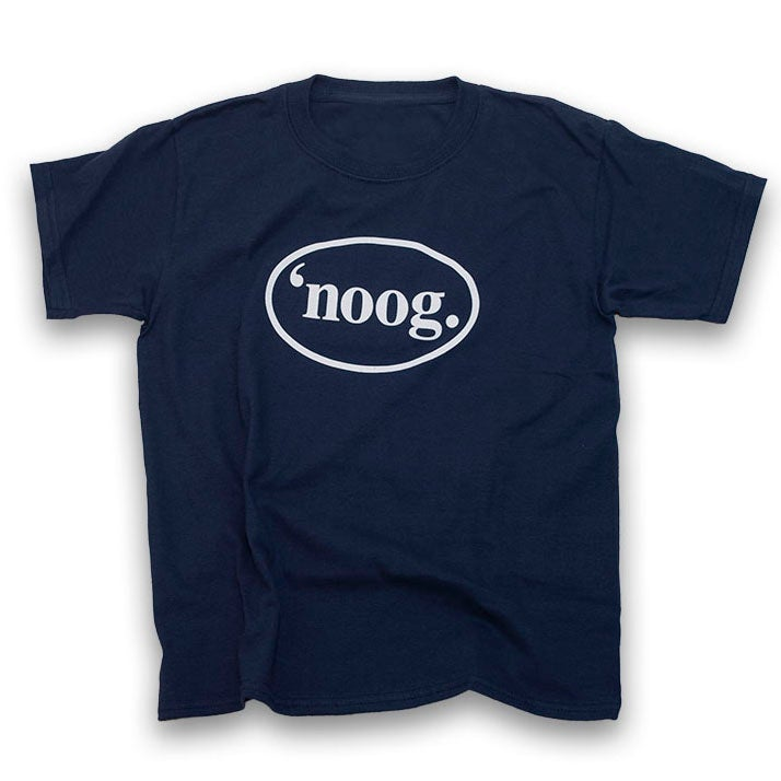 Noog Oval - Navy - Youth