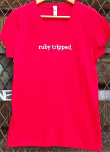 SALE - Ruby Tripped - Red - Women