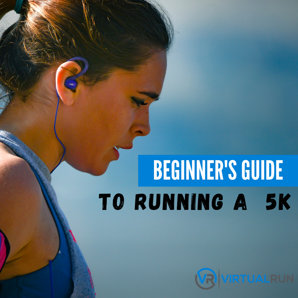 How Should a Beginner Train for a 5K?